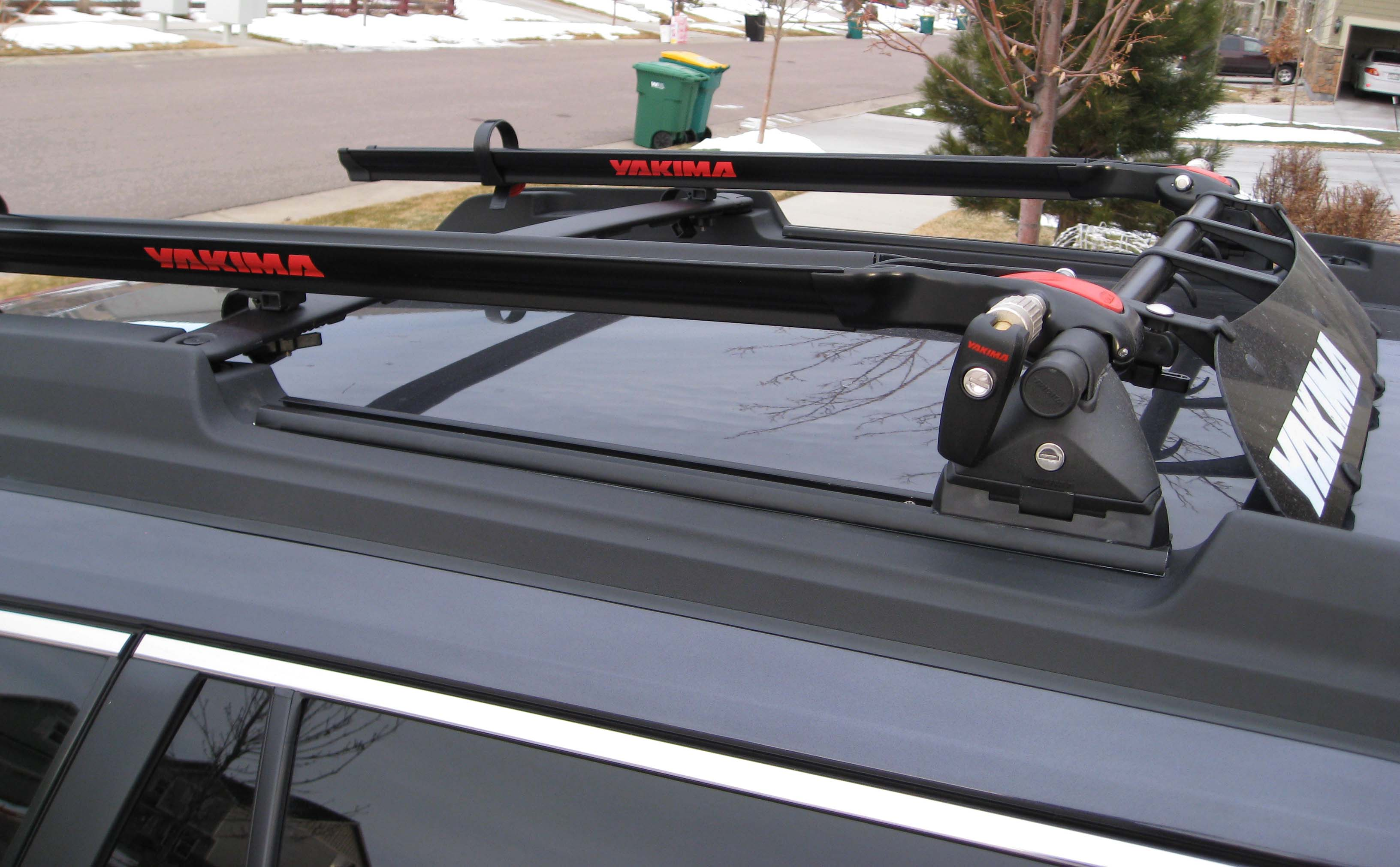 Subaru Outback Roof Rack >> Roof Rack: MOD for bike racks - Subaru Outback - Subaru Outback Forums