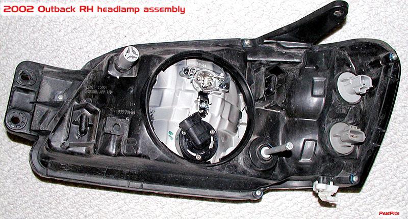 Adjusting 2010 Outback Legacy Headlights Page 3 Subaru