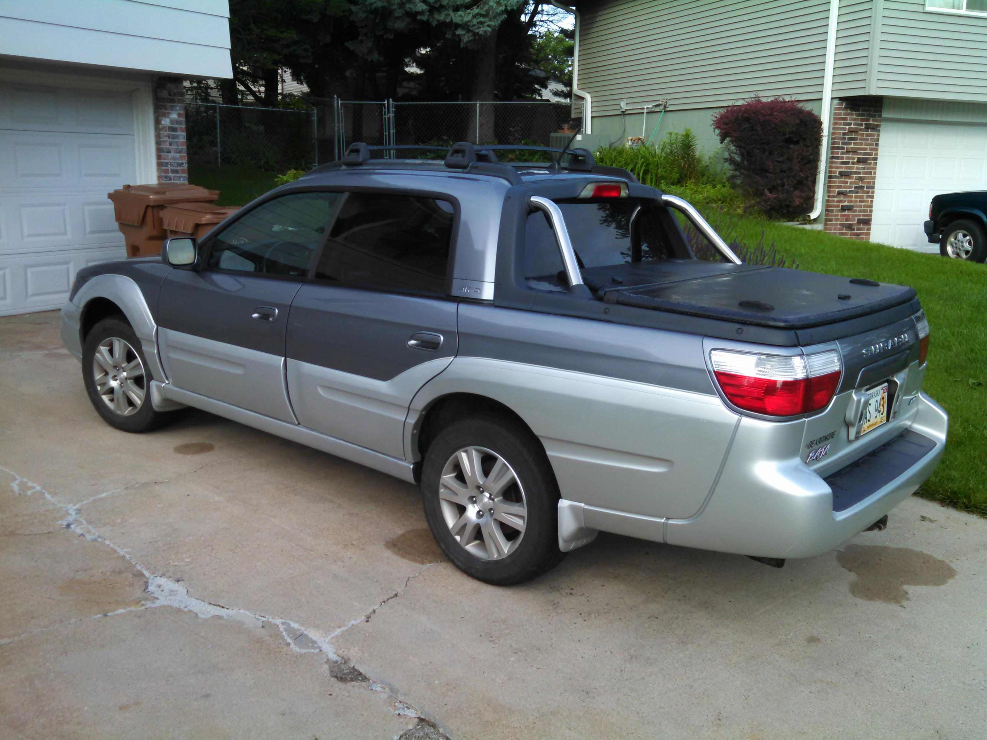 For Sale: 2005 Subaru Baja Turbo w/ 83k - Subaru Outback ...