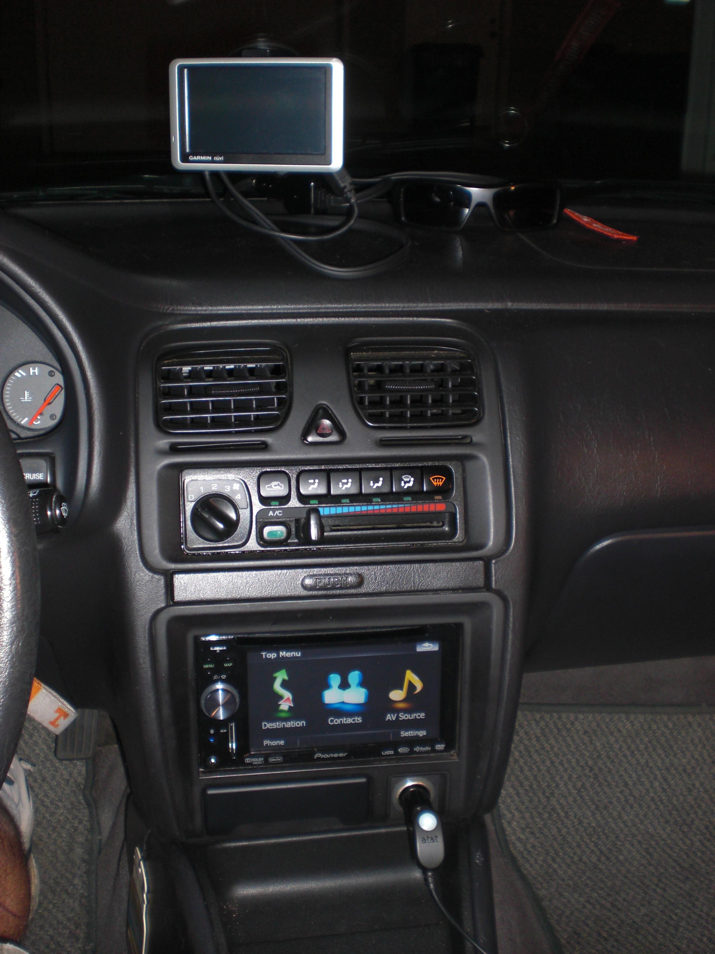 Double Din In A 1998 Outback Subaru Forums Manual Click Image For Larger Version Name 049 Views 17308 Size 5475