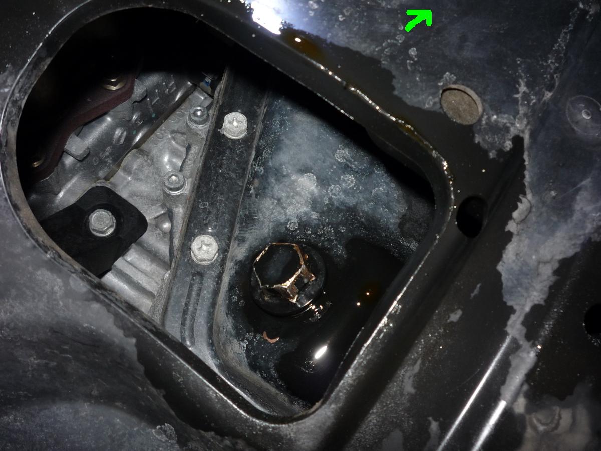 Oil Drain Plug Leaking 2008 H6 3 0 Subaru Outback