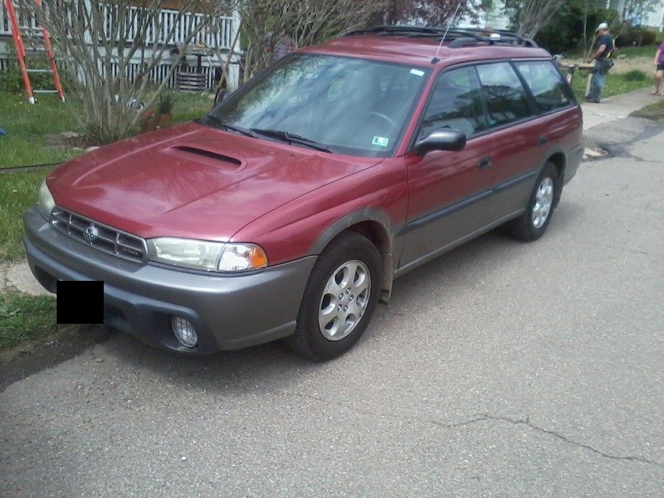 1998 Subaru Legacy Outback engine swap and upgrades ...