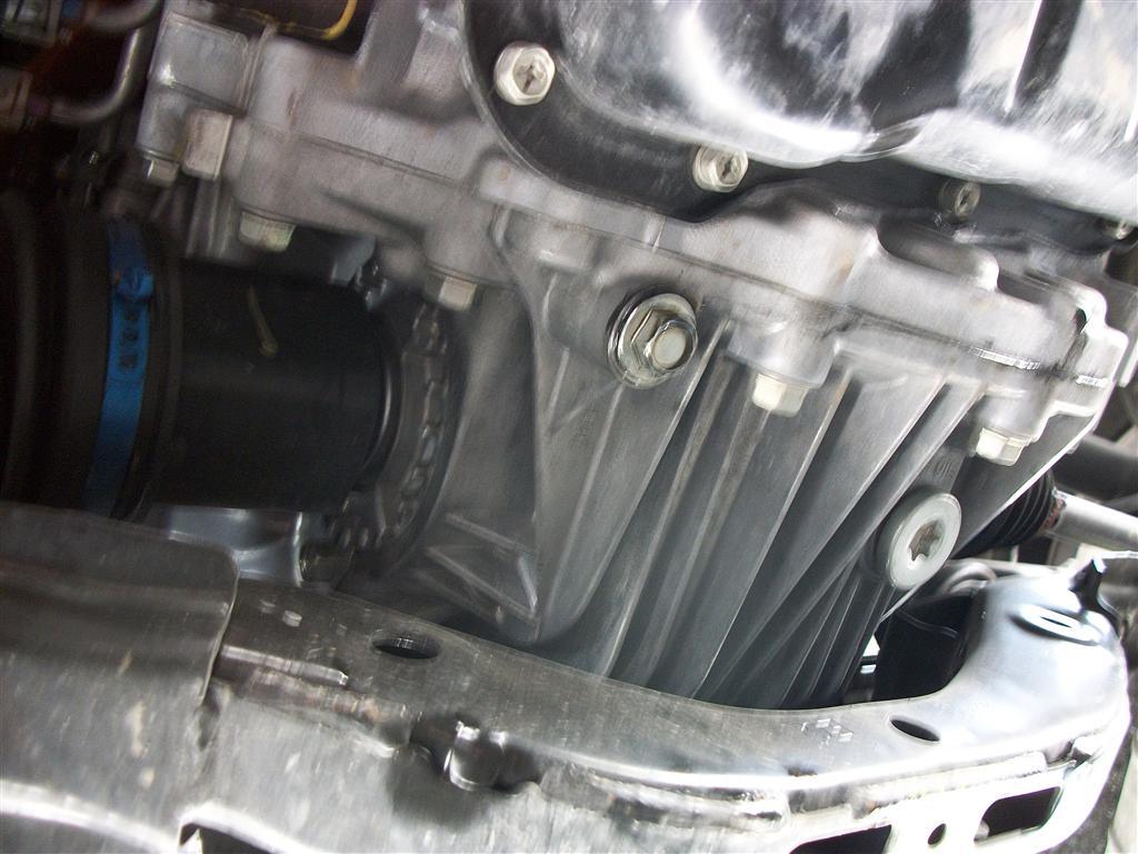 Subaru Outback Oil Drain Plug