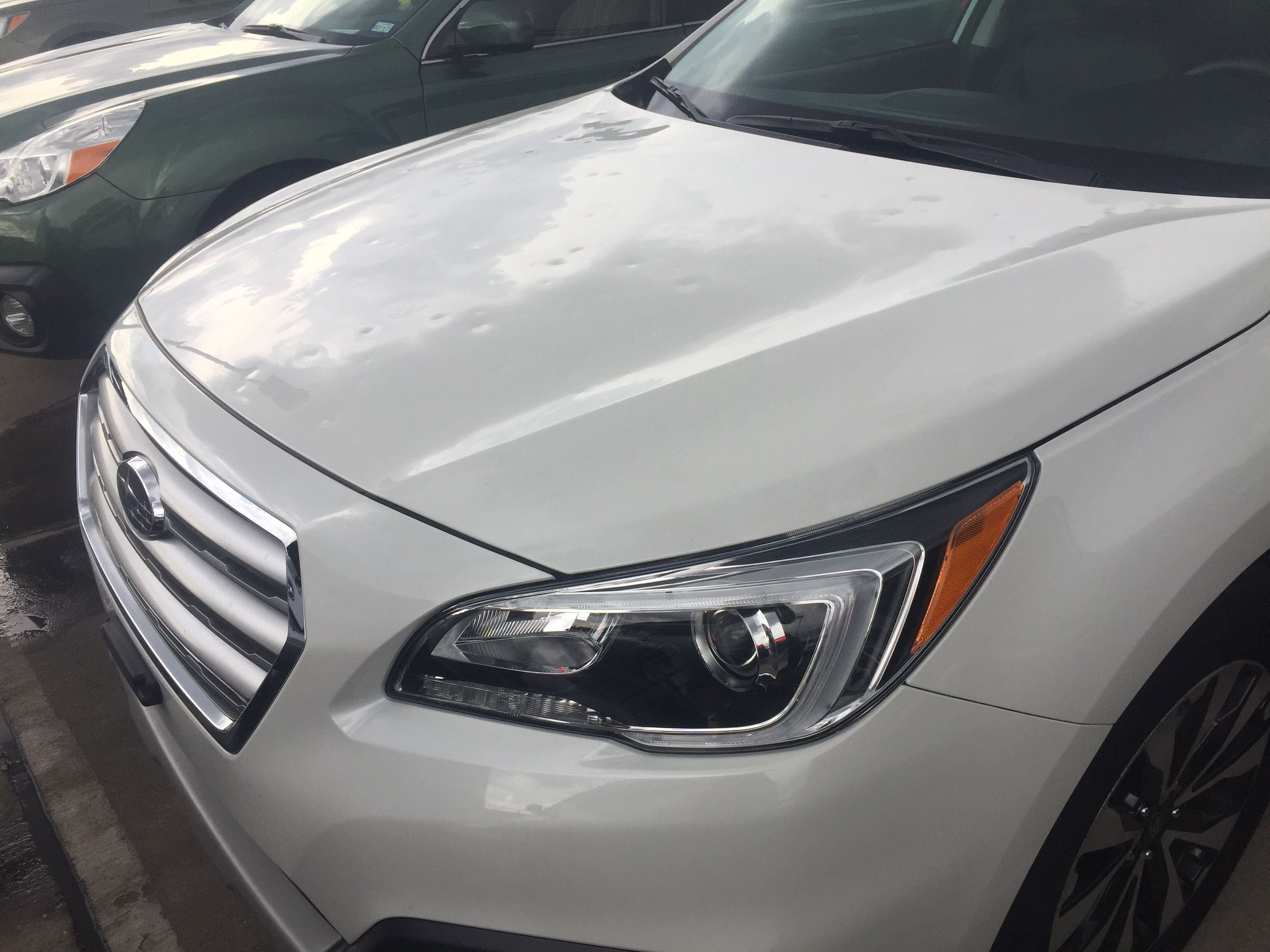 New 2017 w/ Hail Damage - Good Deal or Pass? (with photos ...