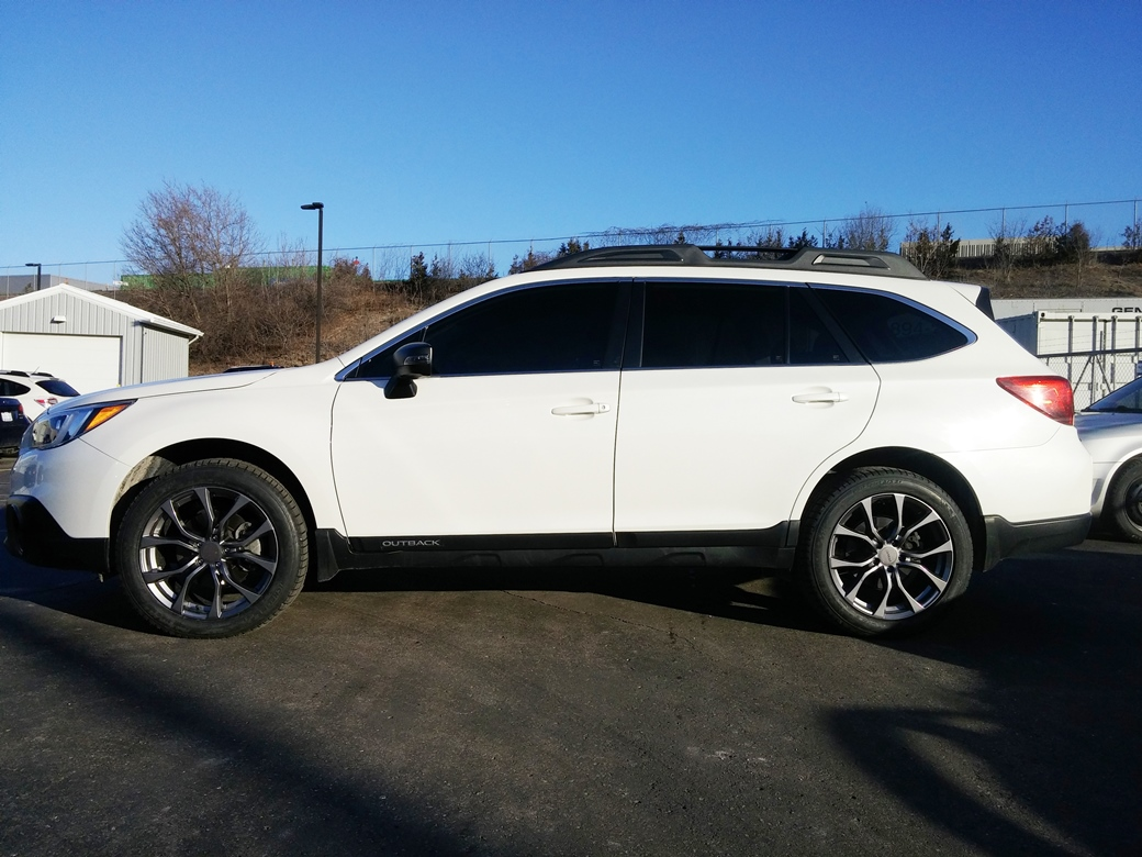 "19"" Wheel/Tire package - Subaru Outback - Subaru Outback ..."