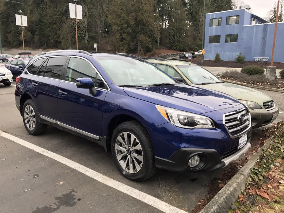 thoughts after the first 1k miles with my 2017 outback 3 6r touring subaru outback subaru. Black Bedroom Furniture Sets. Home Design Ideas