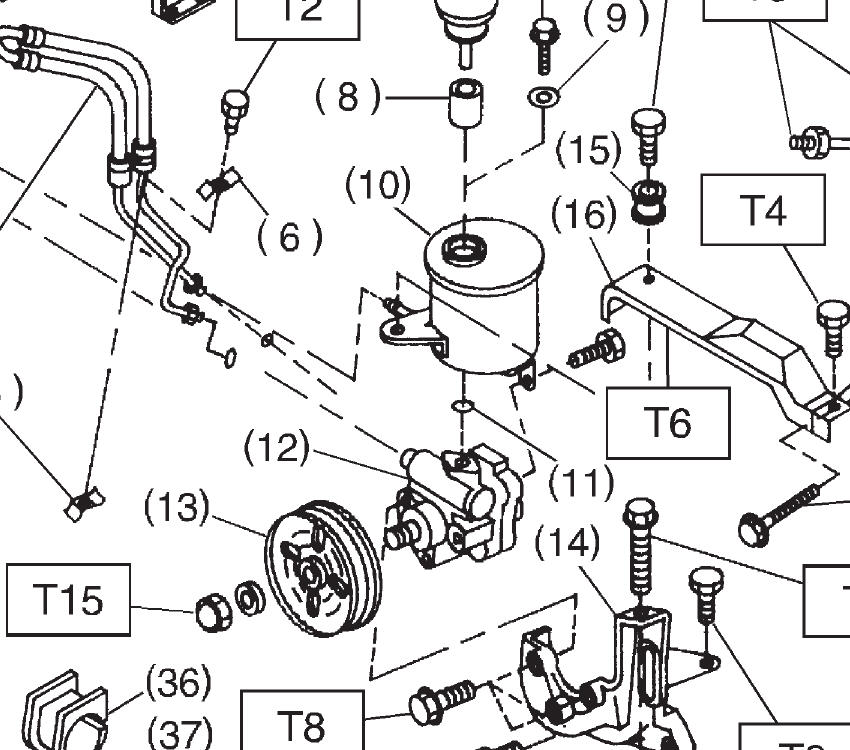 2005 Subaru Legacy Engine Parts Diagram