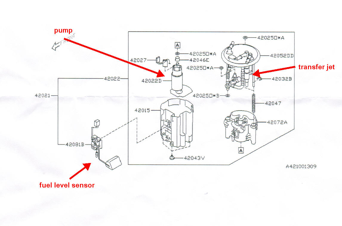 2004 subaru fuel filter location  2004  free engine image