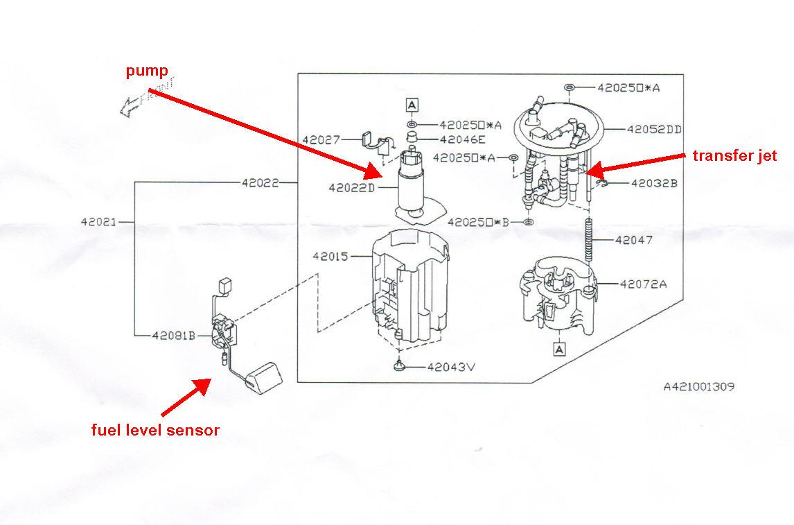 2005 Toyota Highlander Fuel Filter Diagram Camry Change Similiar Malibu Location Keywords 1146x757