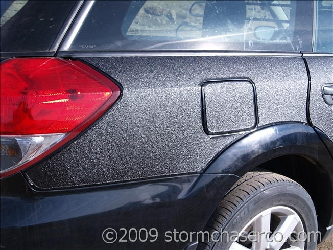 Line-X and Rhino Liner on Outback - Subaru Outback ...