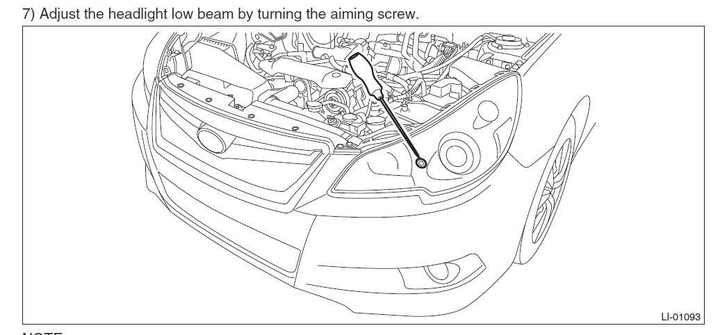 adjusting 2010 outback  legacy headlights - page 2