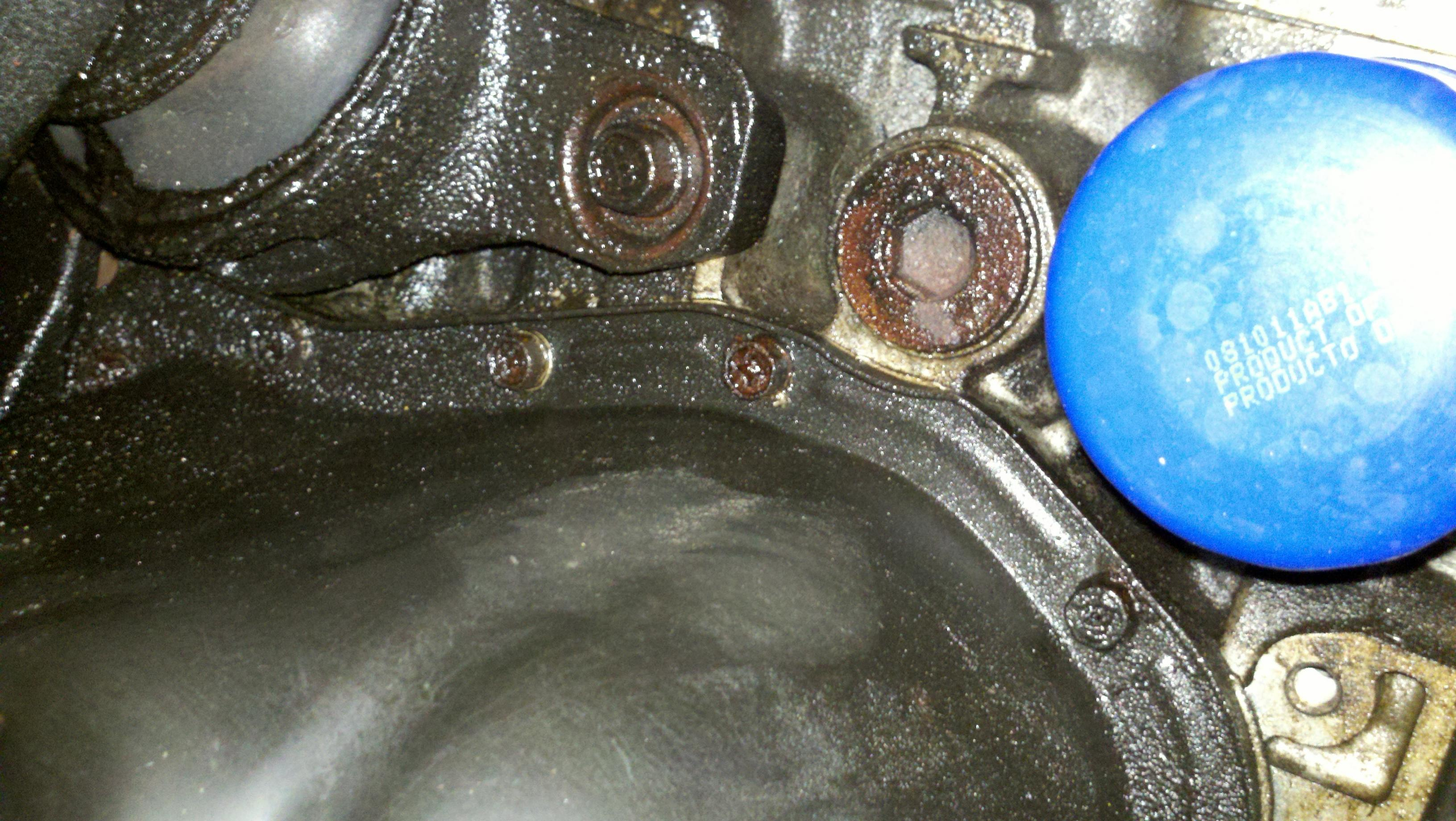 05 OBW oil leak - Subaru Outback - Subaru Outback Forums