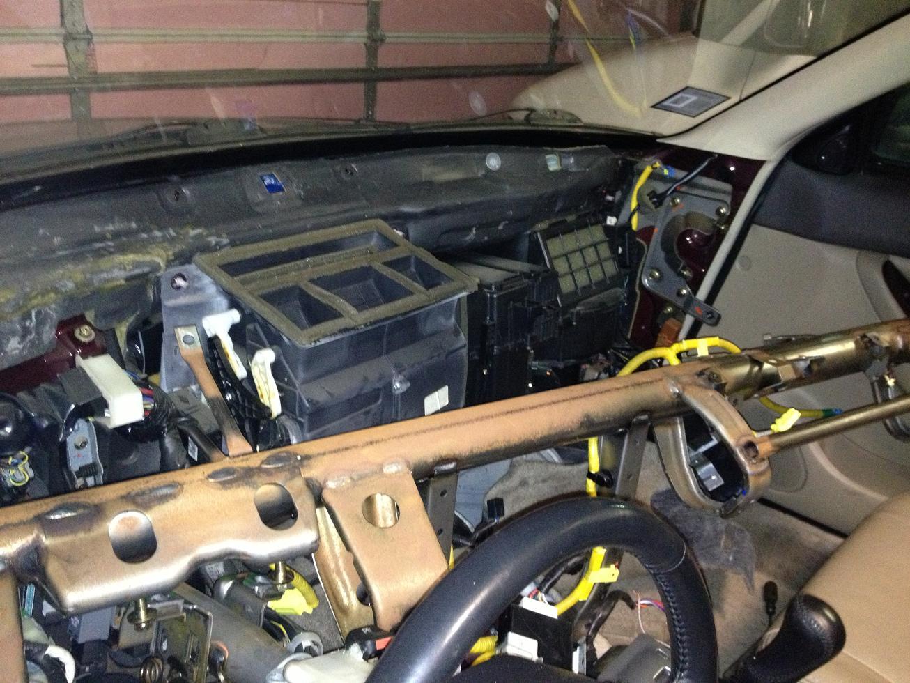 Cooland Smell Heater Core Subaru Outback Subaru