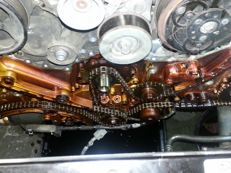 Subaru Ll Bean >> 3.0 H6 Timing Chain and Guide Discussion - Page 8 - Subaru ...