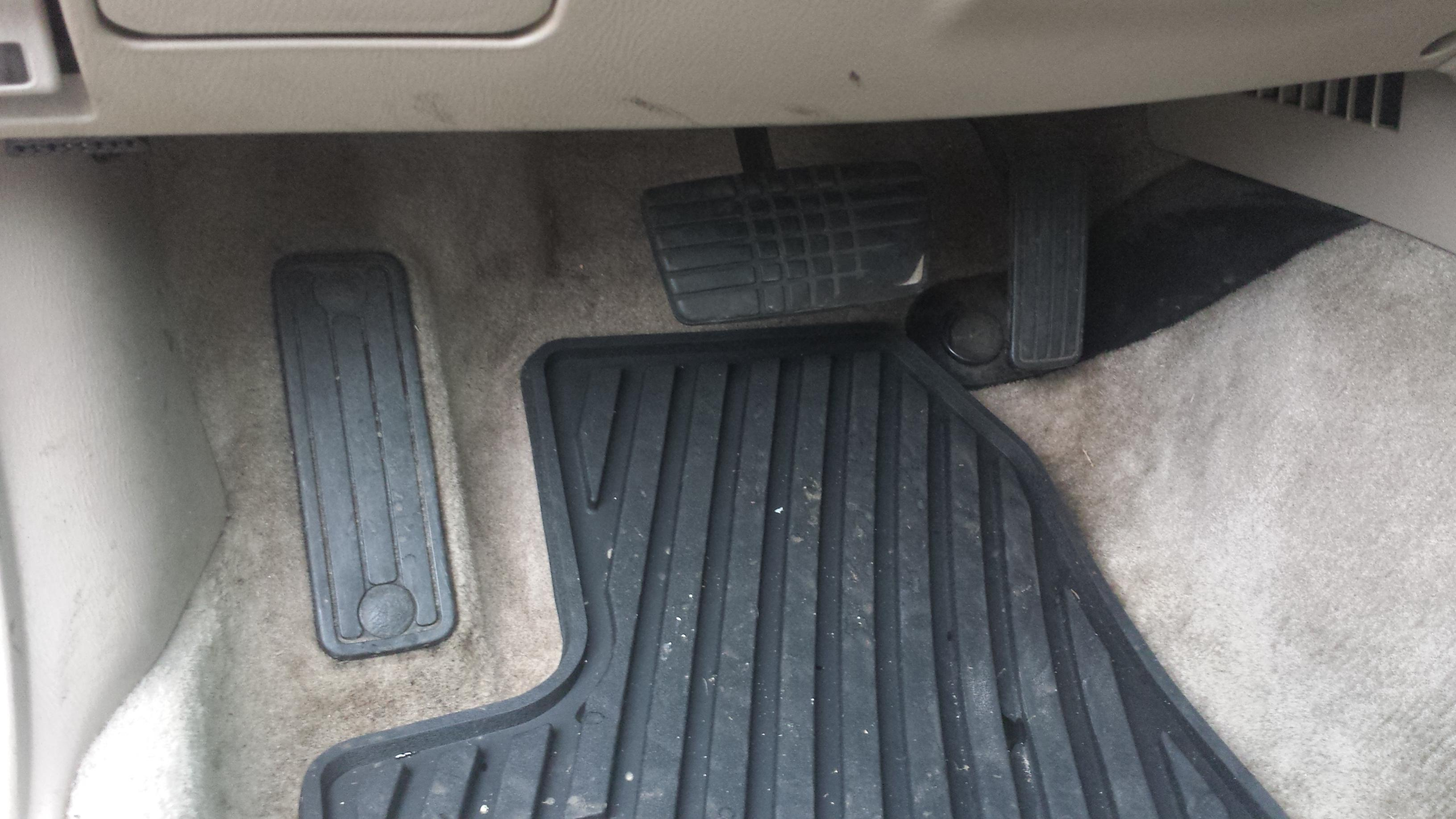 liners husky front mats liner the floor focus rs hl st for by seat ford