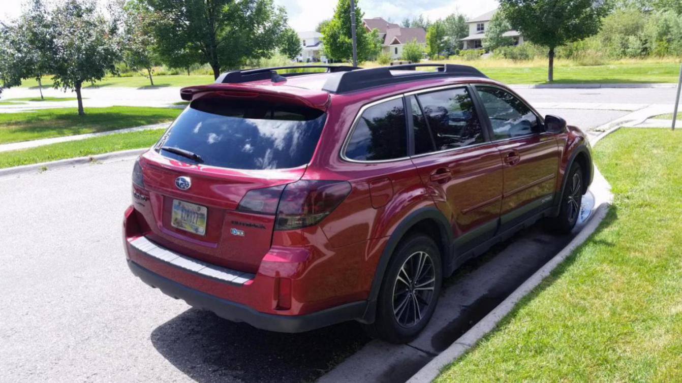 Installed the roof spoiler today subaru outback subaru outback installed the roof spoiler today subaru outback subaru outback forums vanachro Gallery