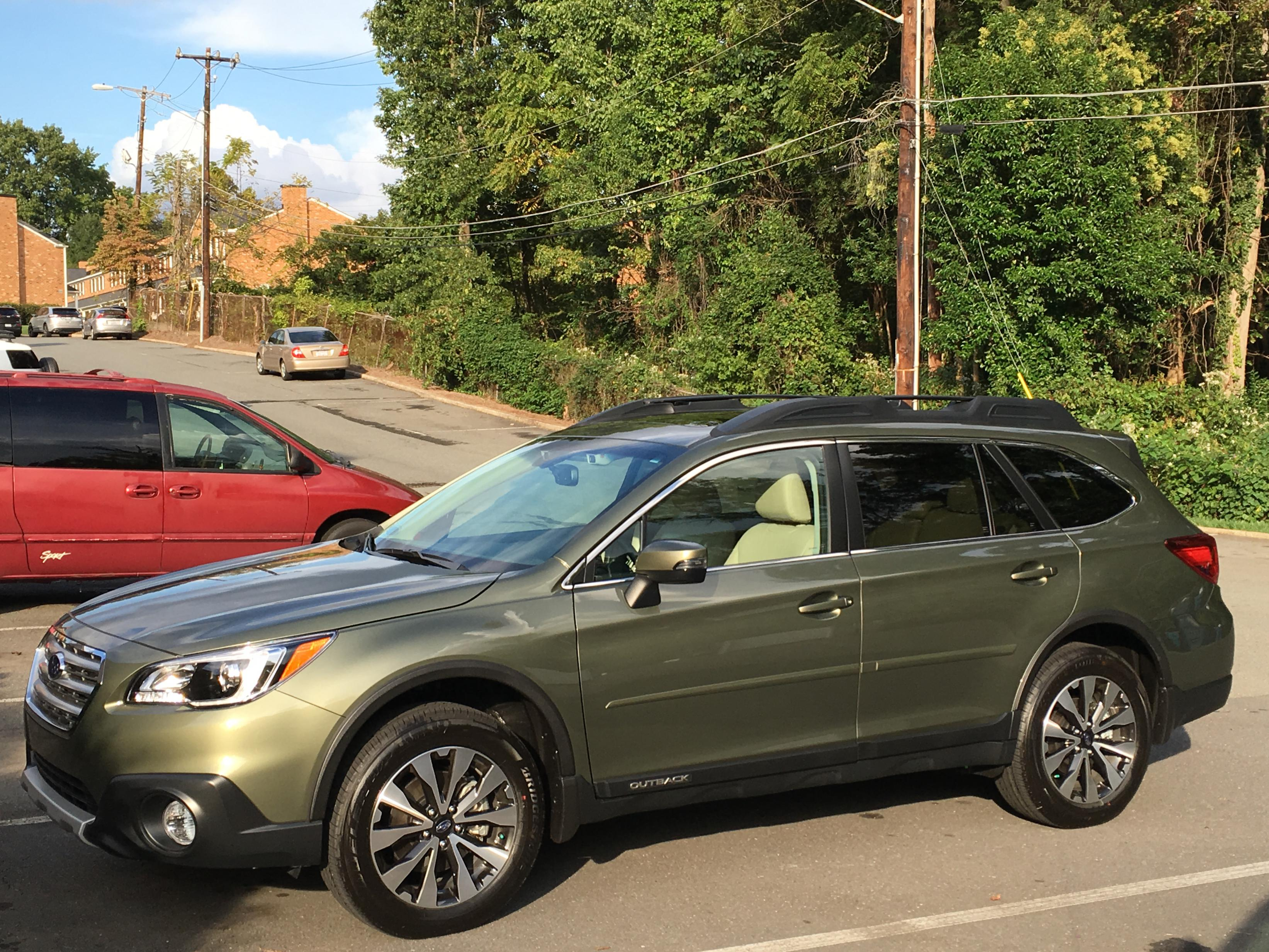 First subaru 2016 subaru outback 25i limited subaru outback click image for larger version name 20150930211937040iosg views 12868 size 113 vanachro Gallery