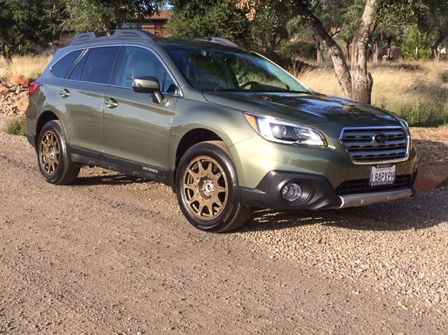 Tires and wheels that are proven to fit - Page 76 - Subaru Outback ...