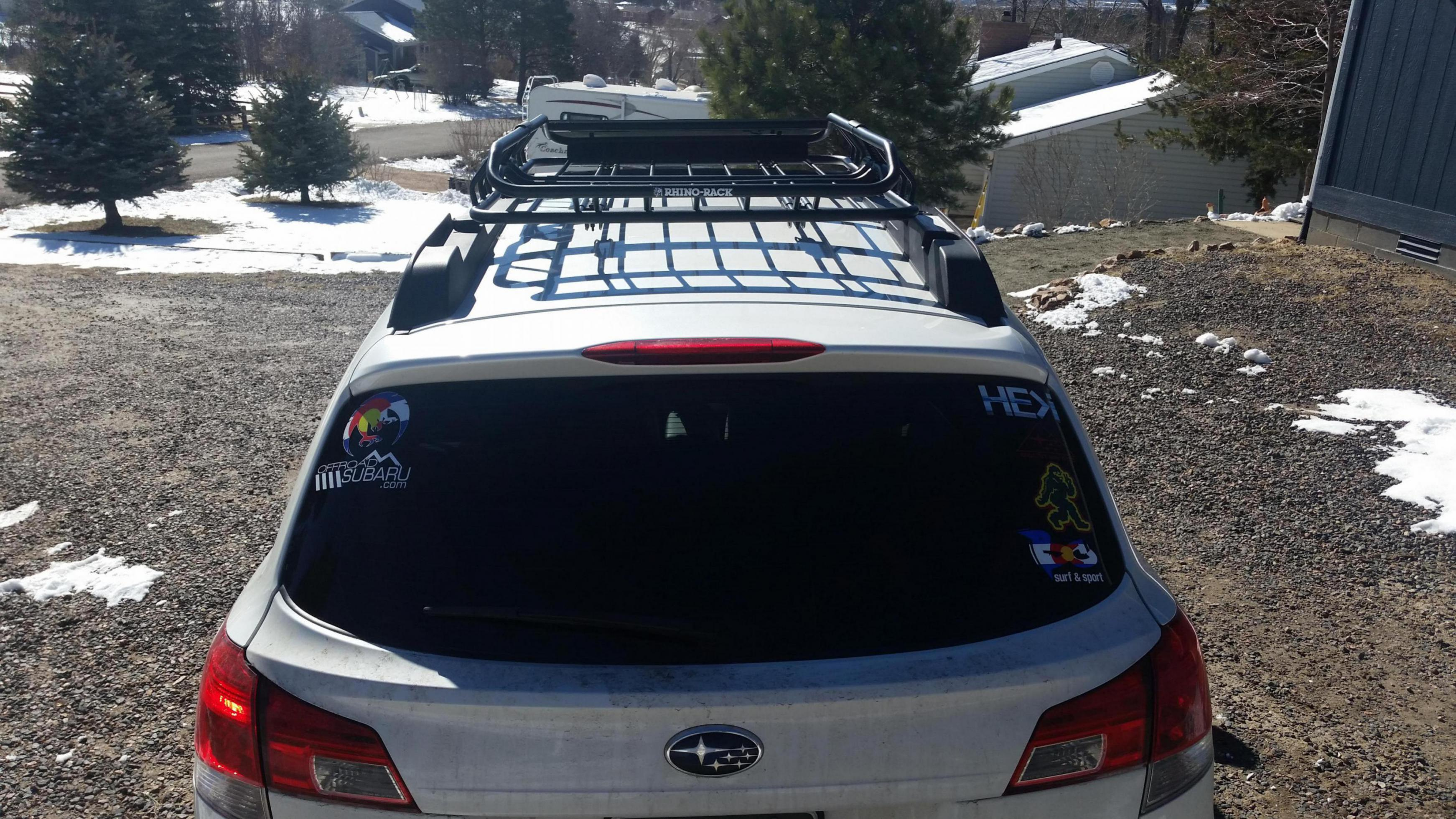 Post Pics Of Your 4th Gen Outback - Page 208
