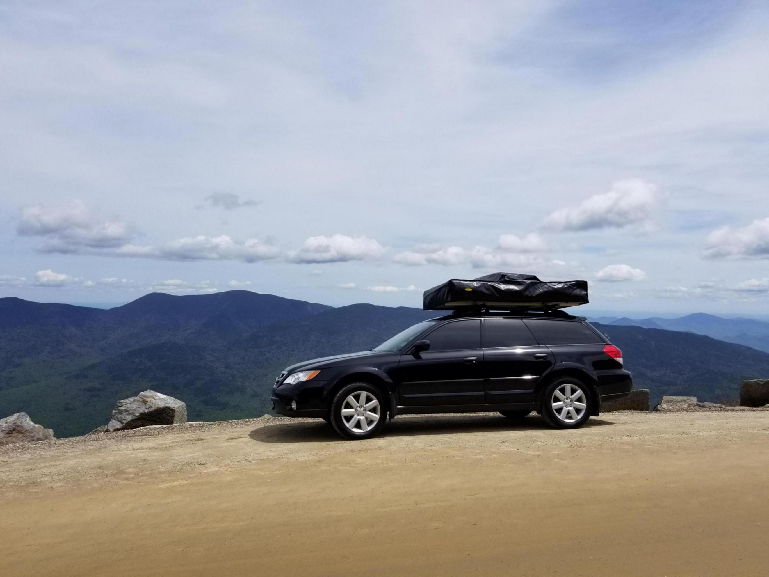 Mount Washington and White Mountains Trip Subaru