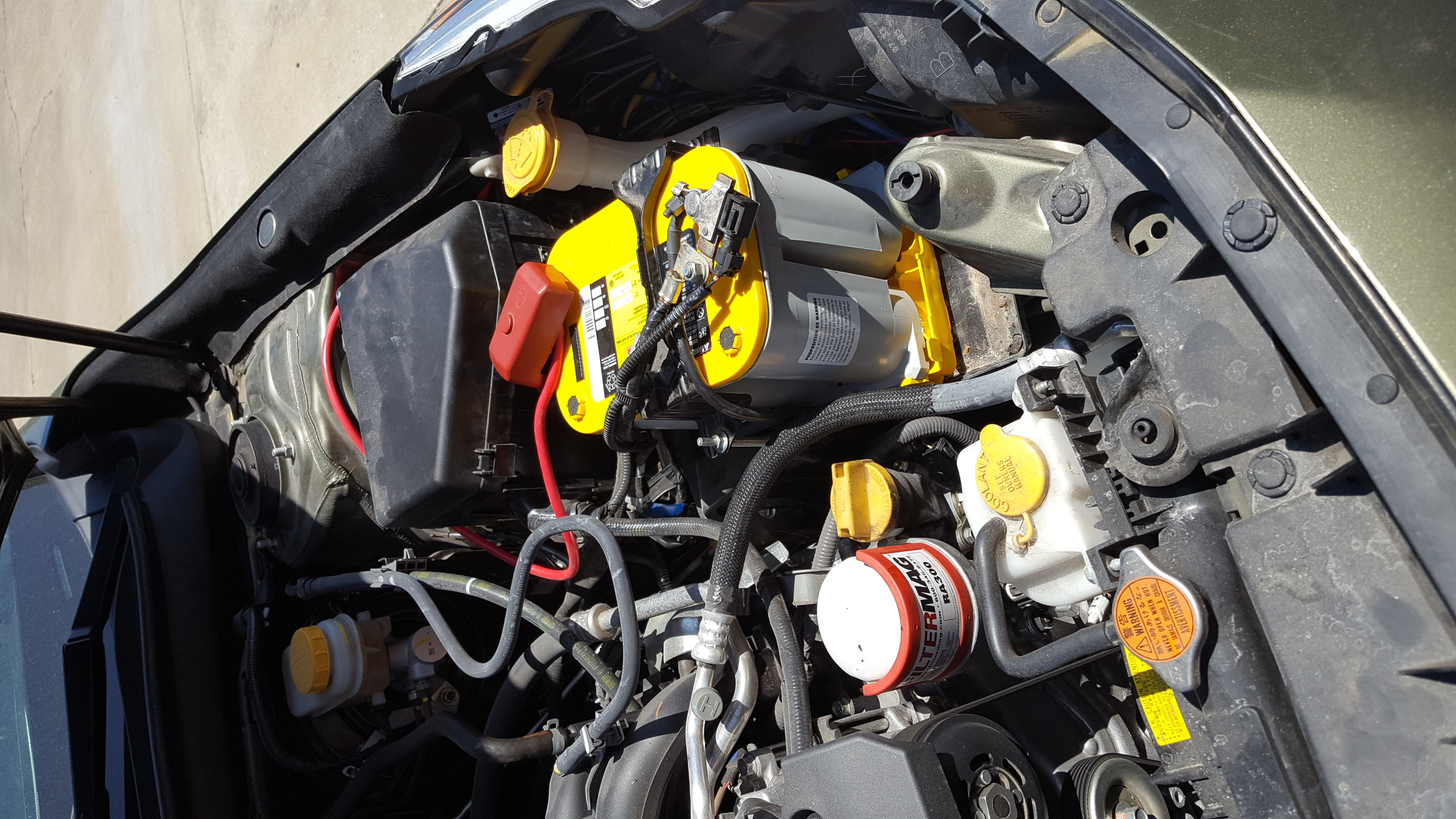 Yellow Top Optima Battery >> Why group 34 battery and not 24? - Page 11 - Subaru ...