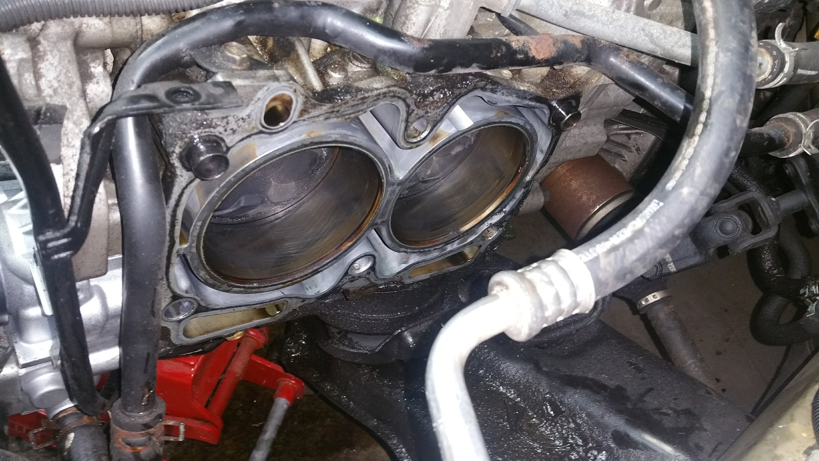 Signs Of A Blown Head Gasket >> 09 Blown Head Gasket? - Subaru Outback - Subaru Outback Forums