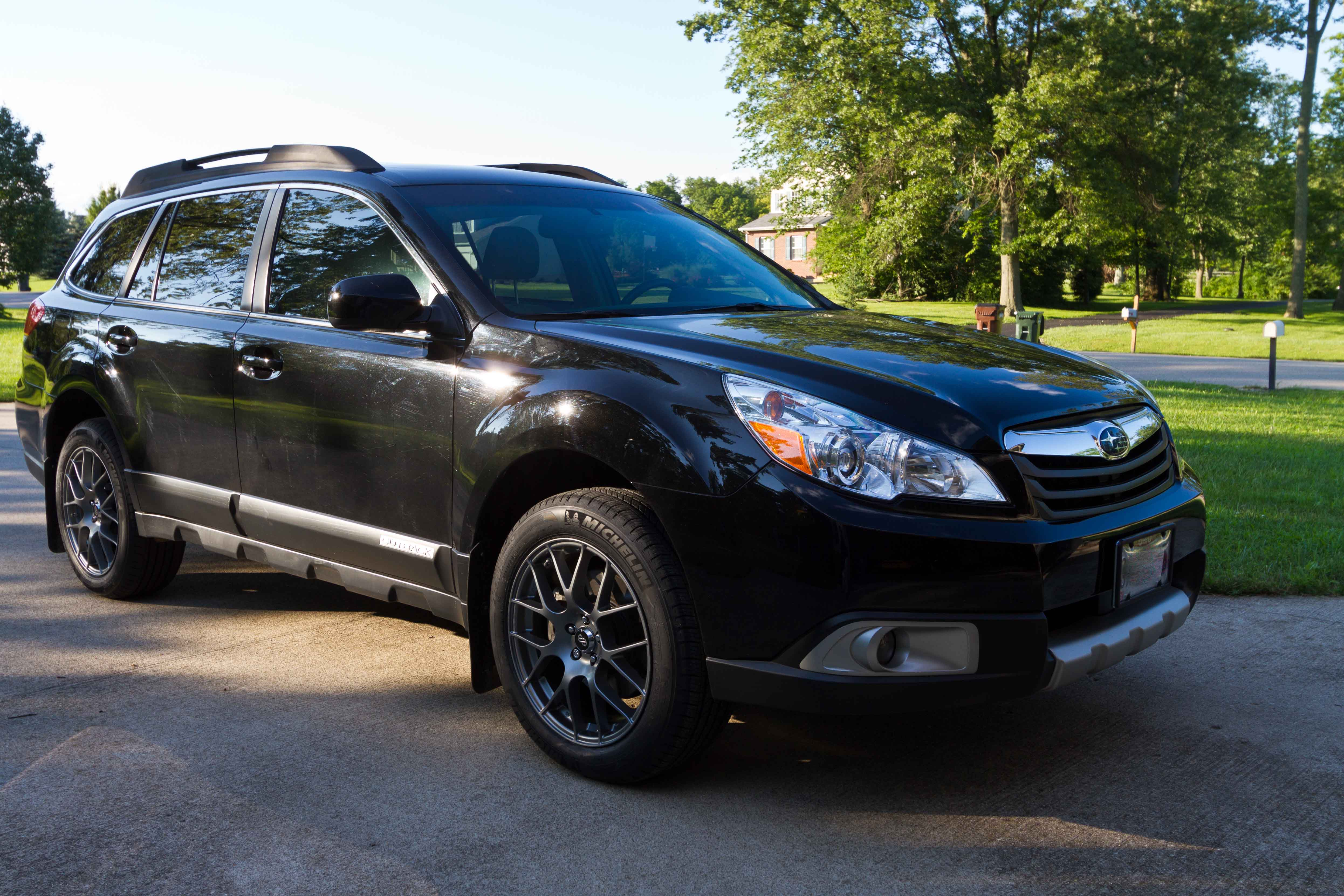New wheels & tires. Subaru Outback Subaru Outback Forums