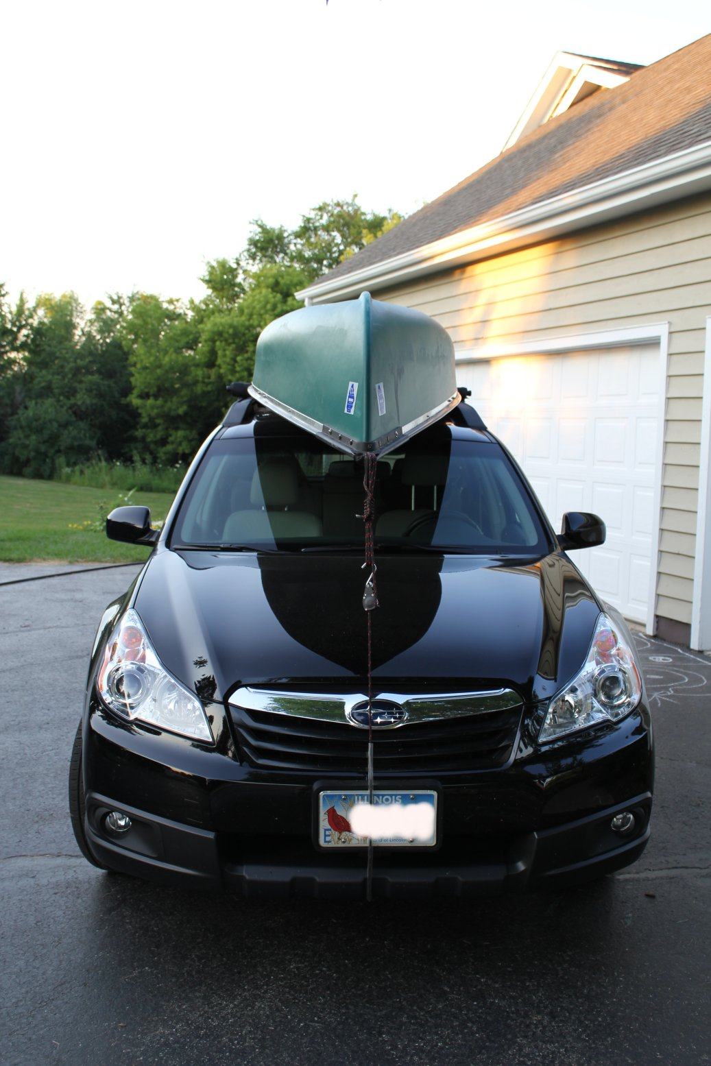Hawk Brake Pads >> carrying a canoe on a 2010 OB - Page 13 - Subaru Outback ...