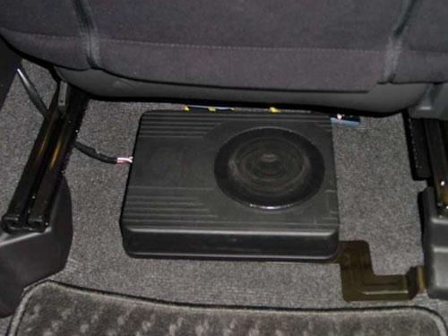 Subwoofer Added Plus Mods Subaru Outback Subaru