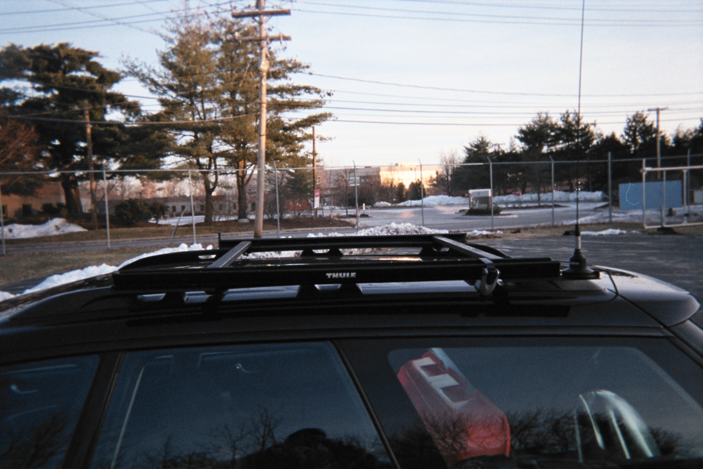 Cb Radio And Antenna Info Subaru Outback Subaru