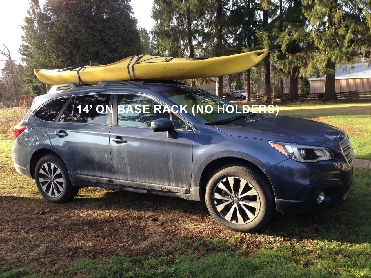 angry kayak owner page 3 subaru outback subaru. Black Bedroom Furniture Sets. Home Design Ideas
