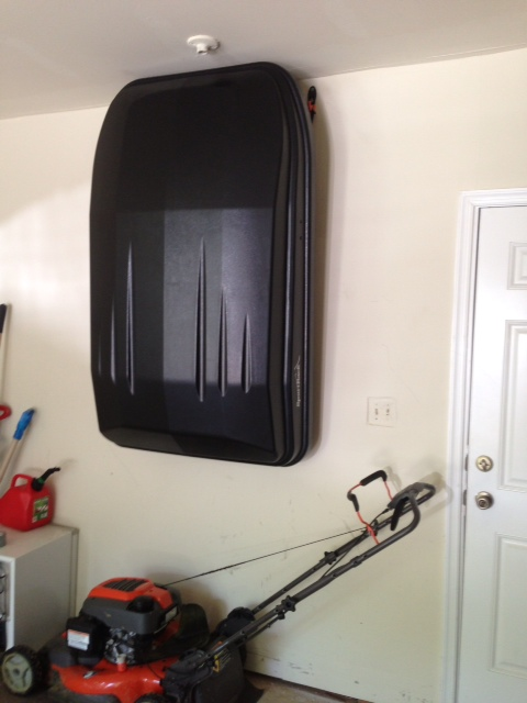 DIY Cargo Box wall storage - Subaru Outback - Subaru ...
