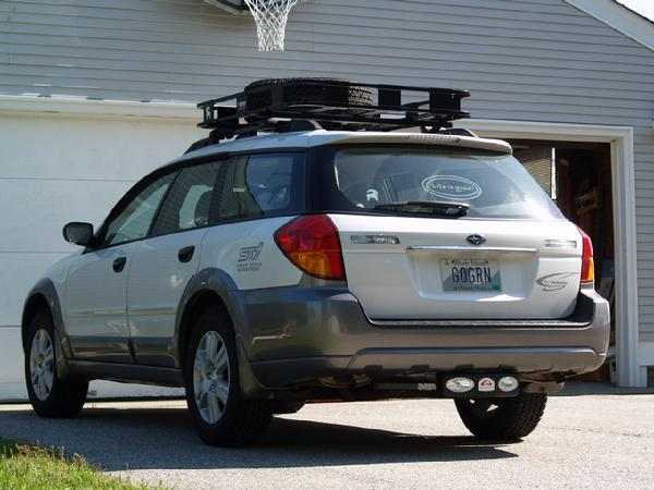 Pics of Geolander A/T-S 215/65R16 tires on a Gen 3 Outback ...