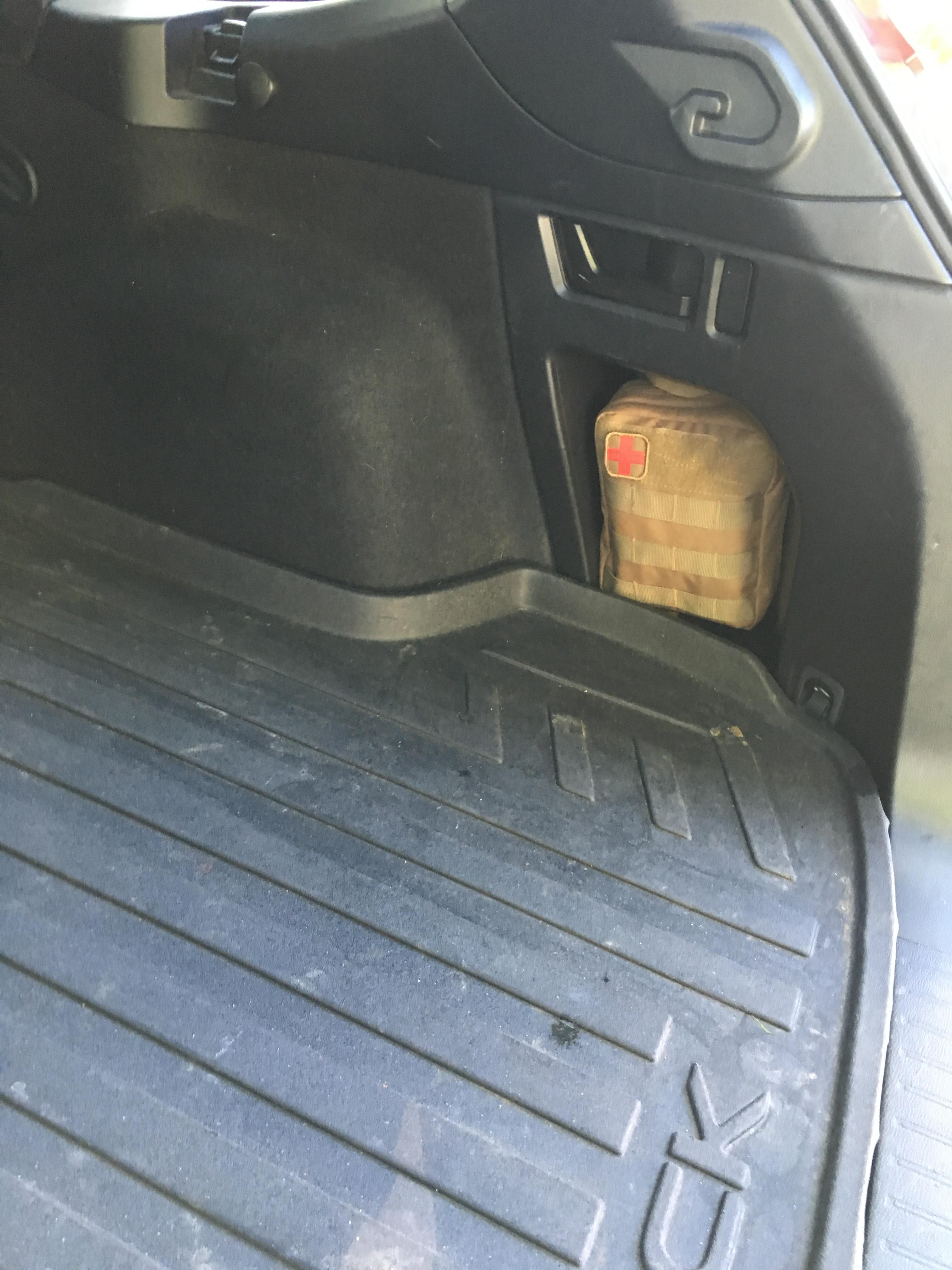 What Did You Do With Your 5th Gen Outback Today Page