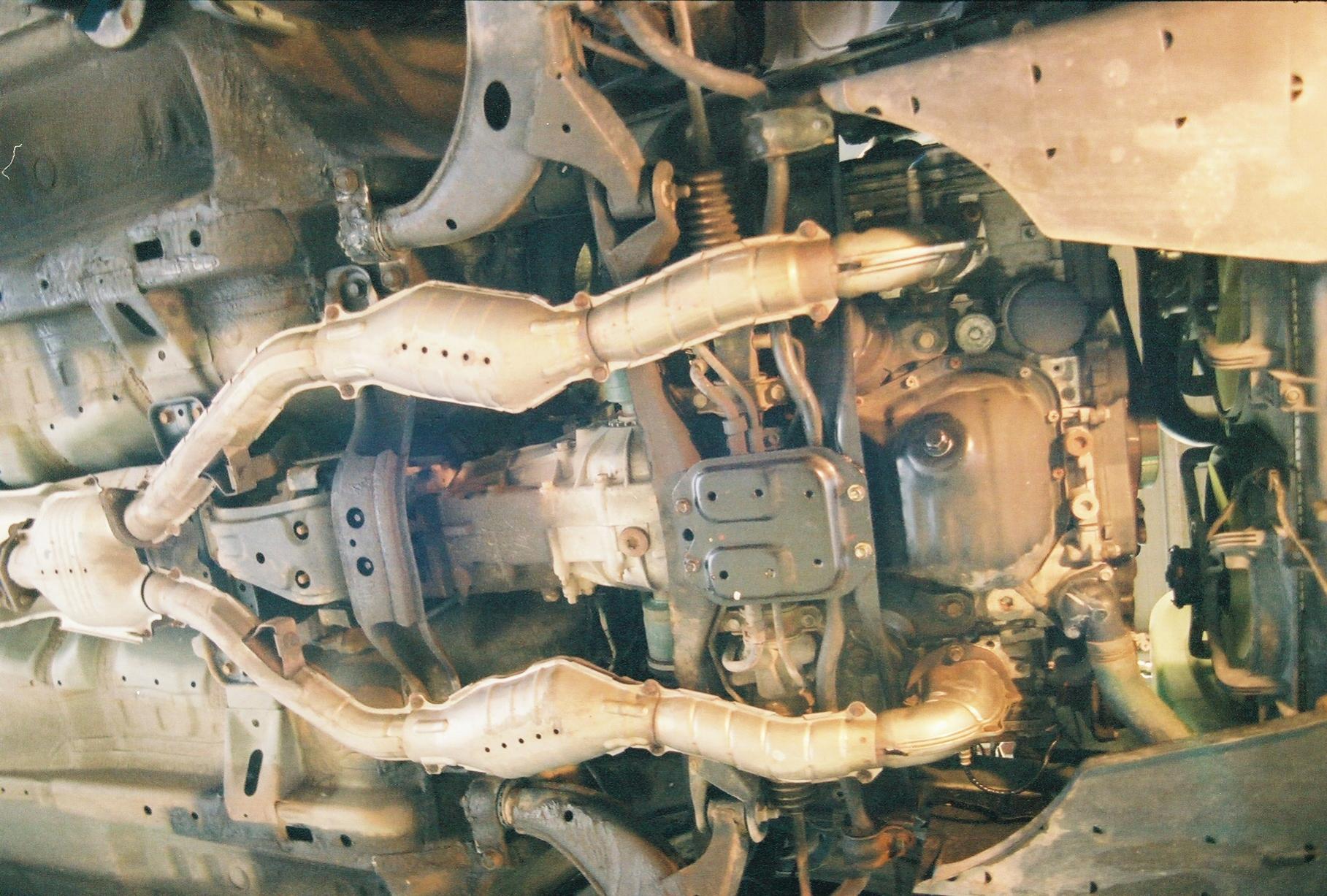 5 Oxygen Sensors    - Page 2 - Subaru Outback