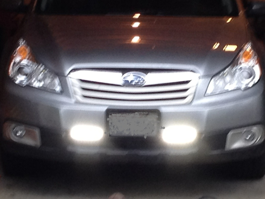 Led Daylight Driving Lights Page 3 Subaru Outback