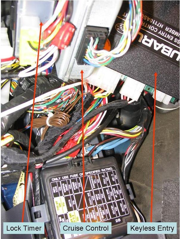 subaru outback fog light wiring 97 ob fog light relay location  subaru outback forums  97 ob fog light relay location