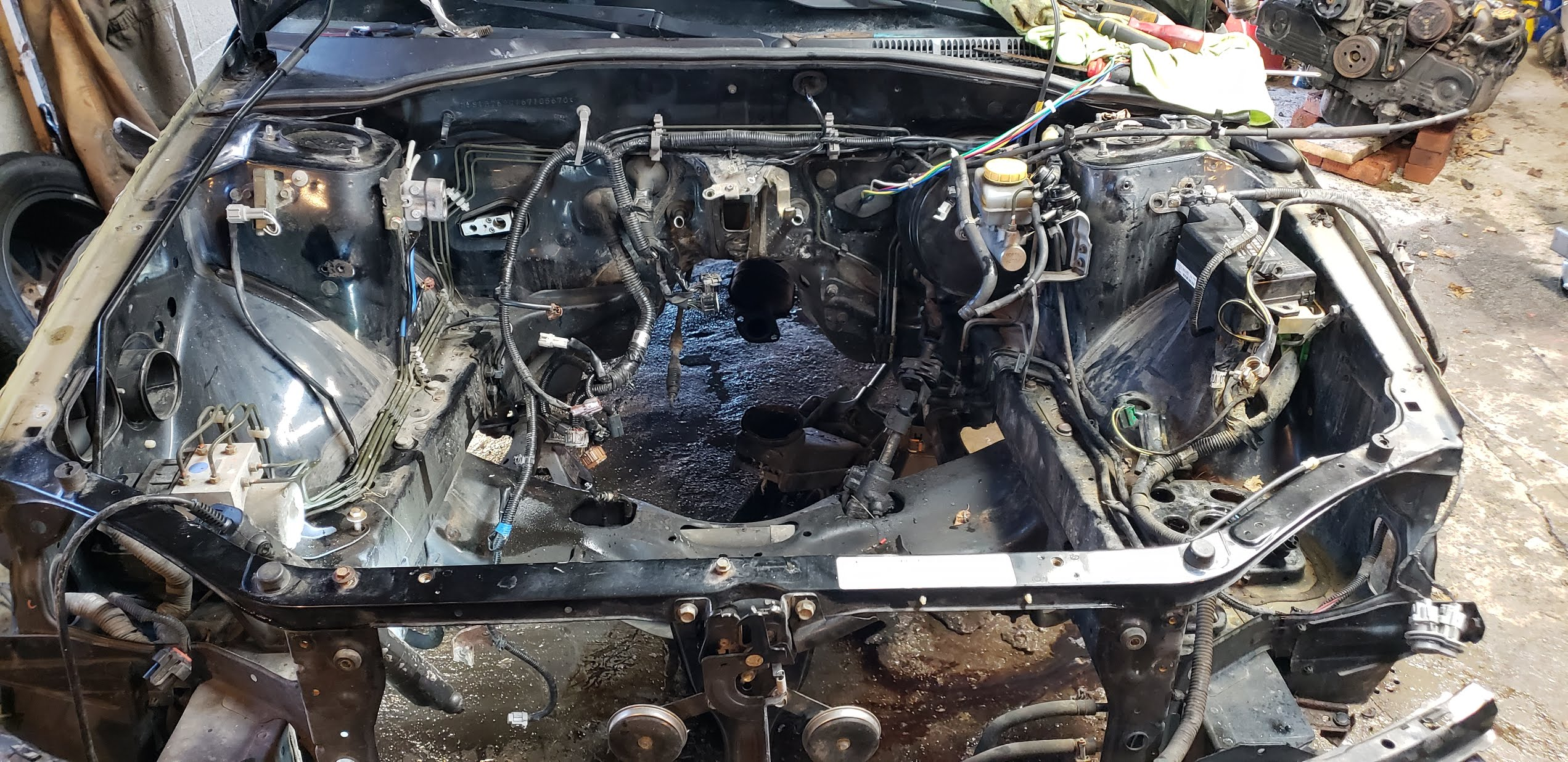 Outback VDC H6 Swap to Baja - Page 15 - Subaru Outback