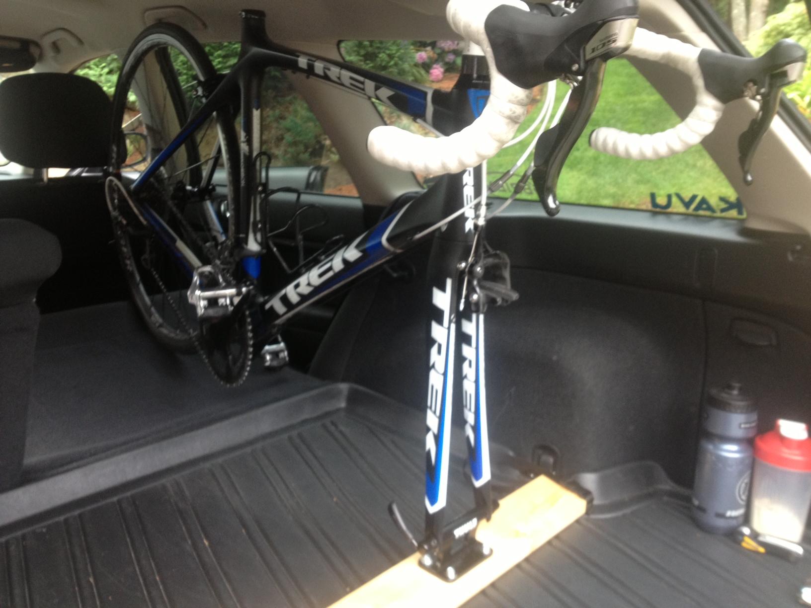 Interior Bike Rack Subaru Outback Subaru Outback Forums