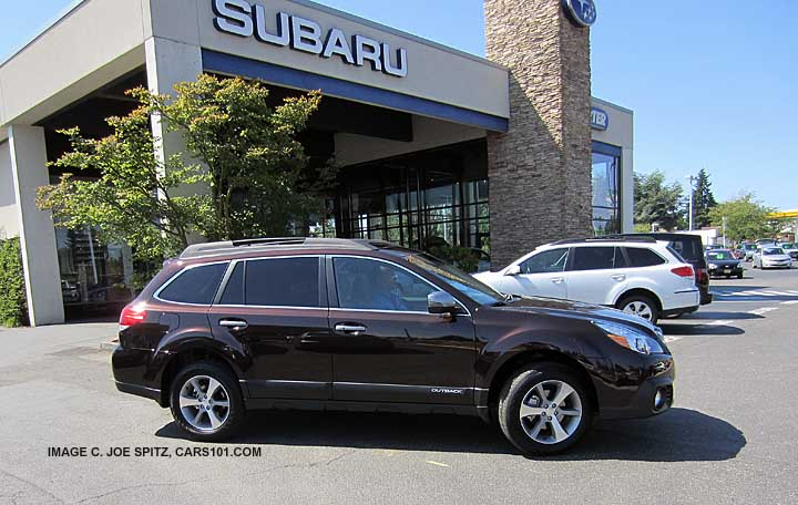 Favorite Exterior Color On 2014 Outbacks Page 2 Subaru Outback
