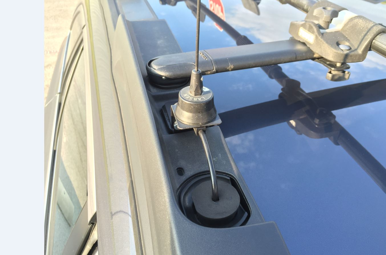 Cb Antenna Mounting Points Page 4 Subaru Outback