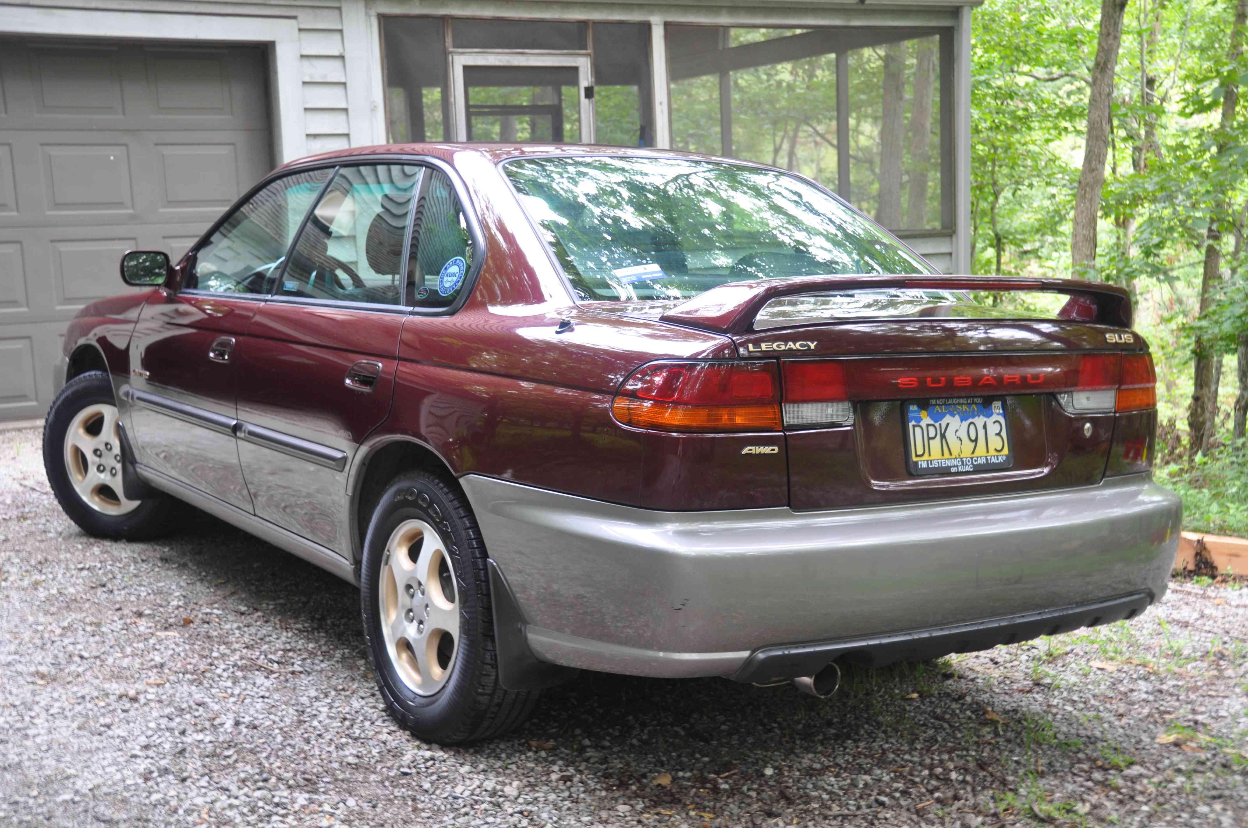 FS (IL) Parting Out 1999 Subaru Legacy SUS Sedan - Subaru ...