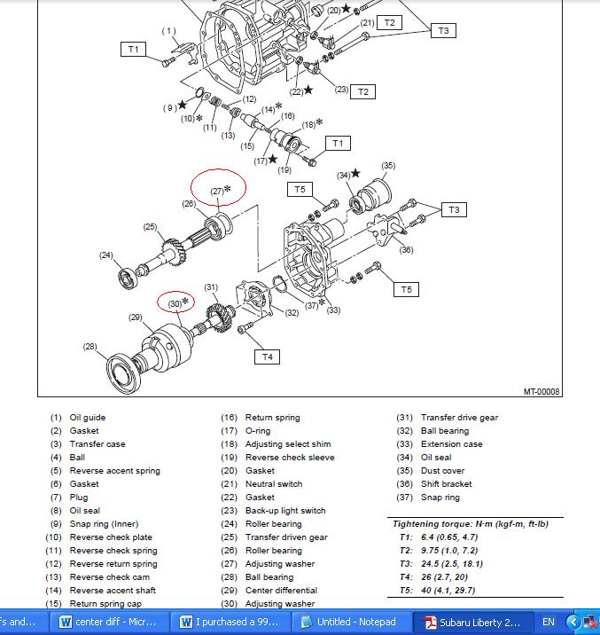 Clunking Noise When Turning Subaru Outback S. Views 7974 Click For Larger Version Name Center Diff Diagram 14221 Size. Subaru. 2001 Subaru Outback Suspension Parts Diagram At Scoala.co