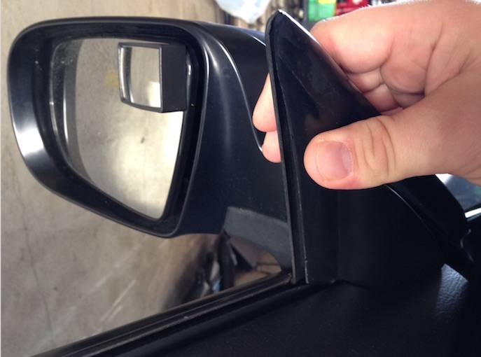 forester driver side window not working