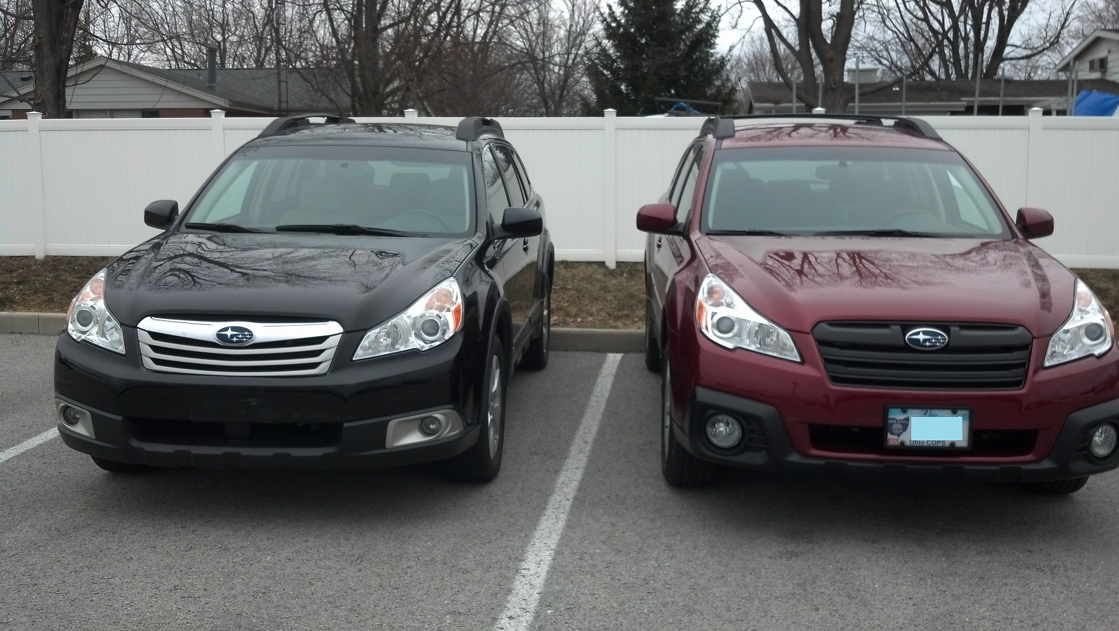 Plastidip black grill subaru outback subaru outback forums vanachro Image collections