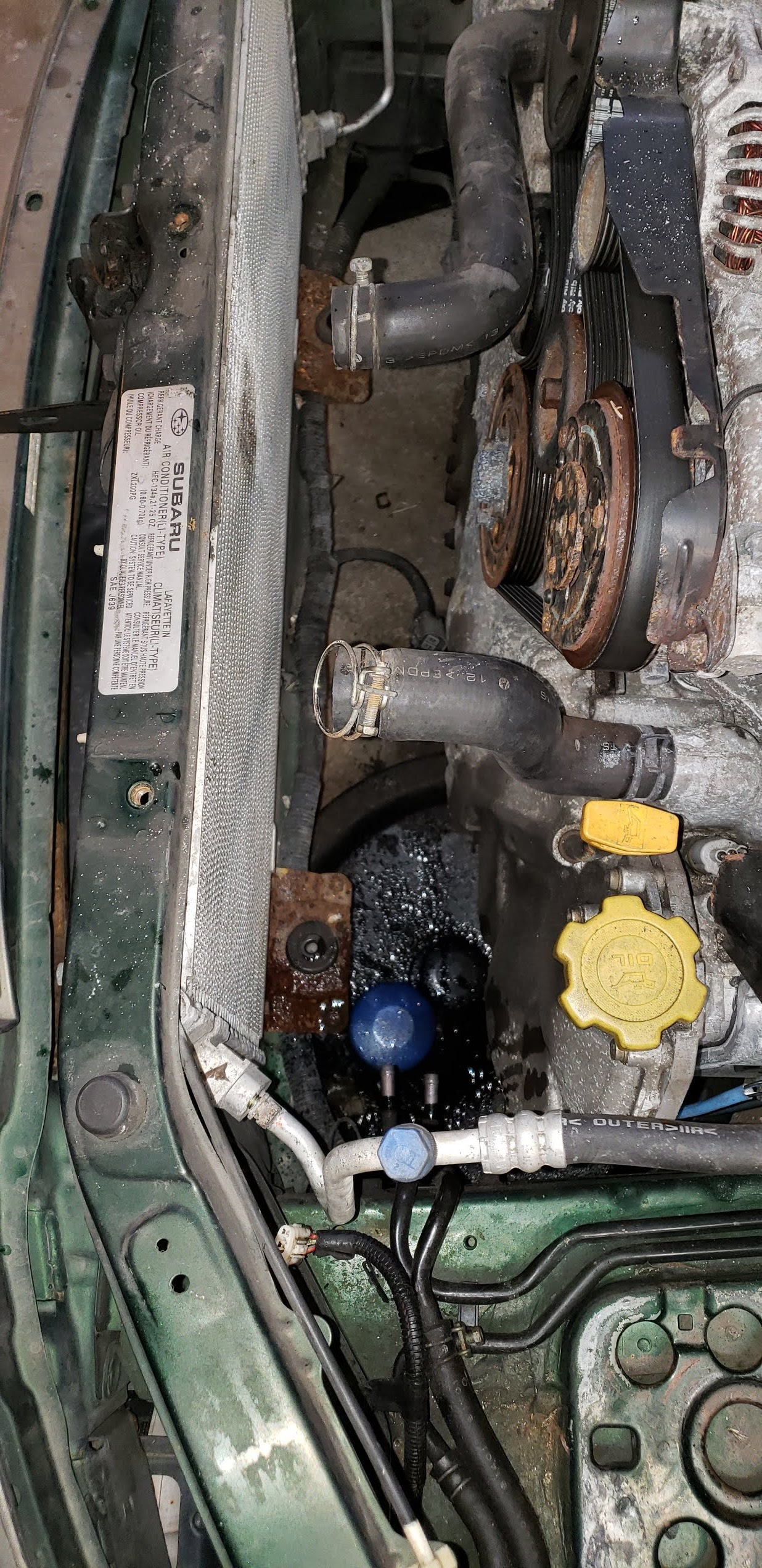 Outback VDC H6 Swap to Baja | Page 3 | Subaru Outback Forums
