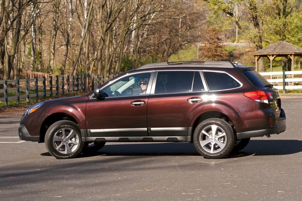 is soa still producing the 2013 outback limited with sap