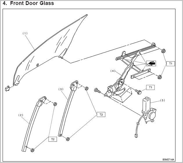 2001 Subaru Outback Repair Manual