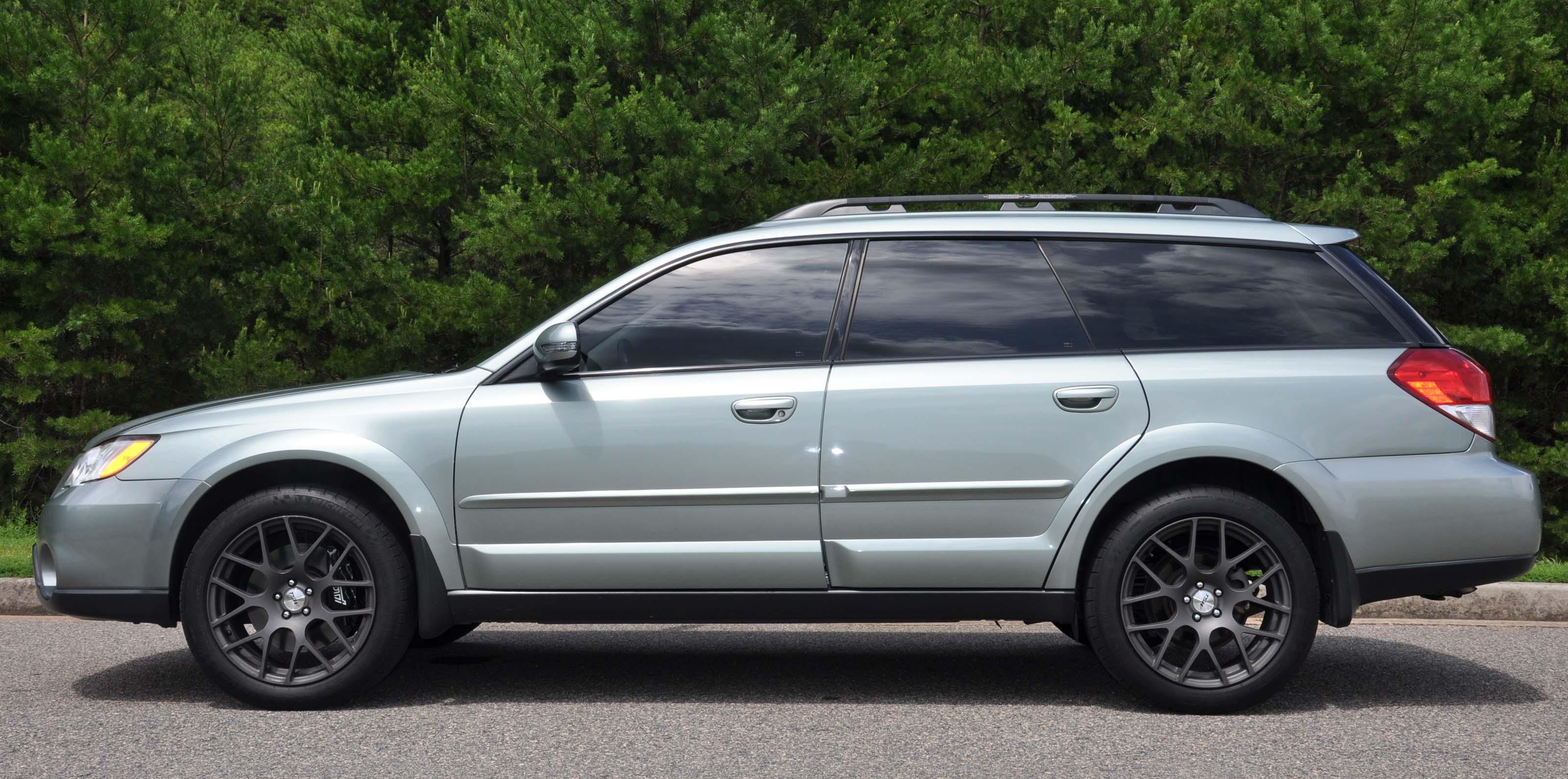 SUBARU Outback - 2006, 2007, 2008, 2009 - autoevolution |2009 Subaru Outback