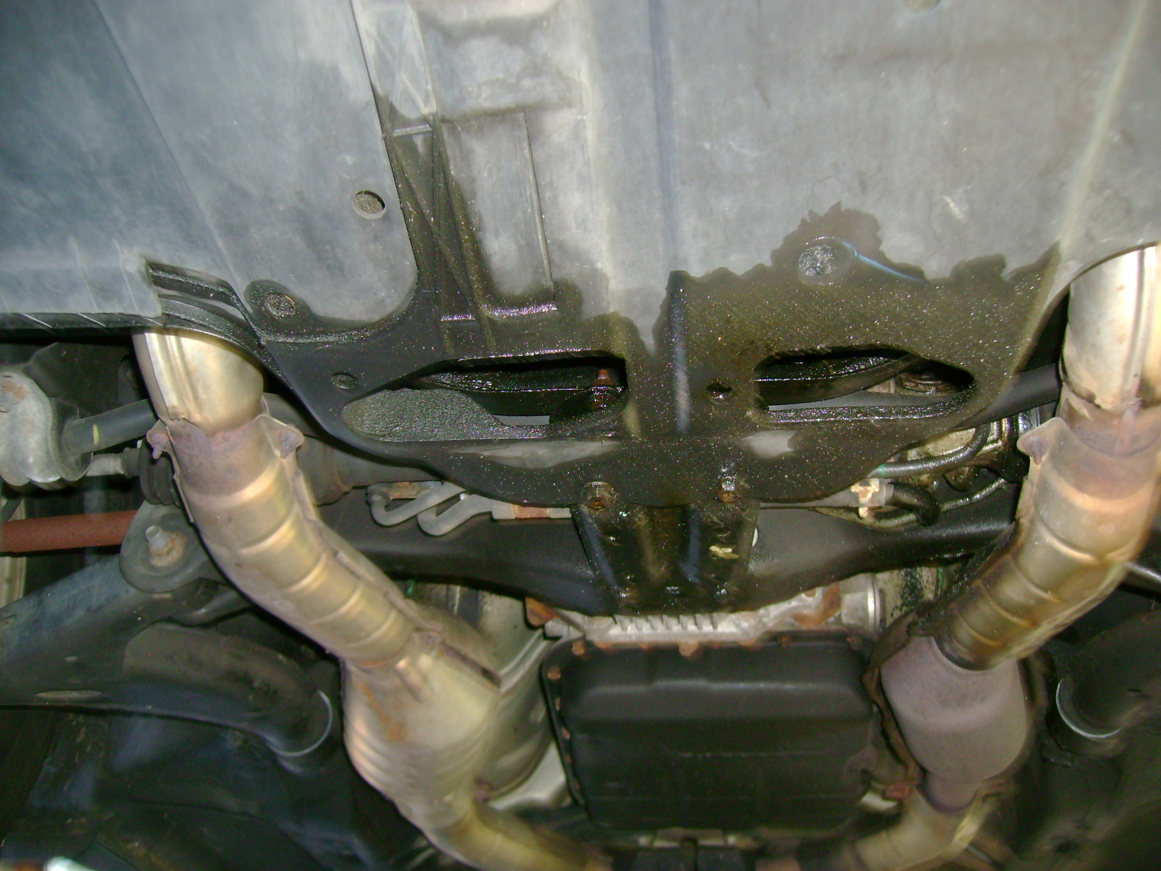 Oil For Subaru Outback >> Please help with my oil leak - photos!! - Subaru Outback - Subaru Outback Forums